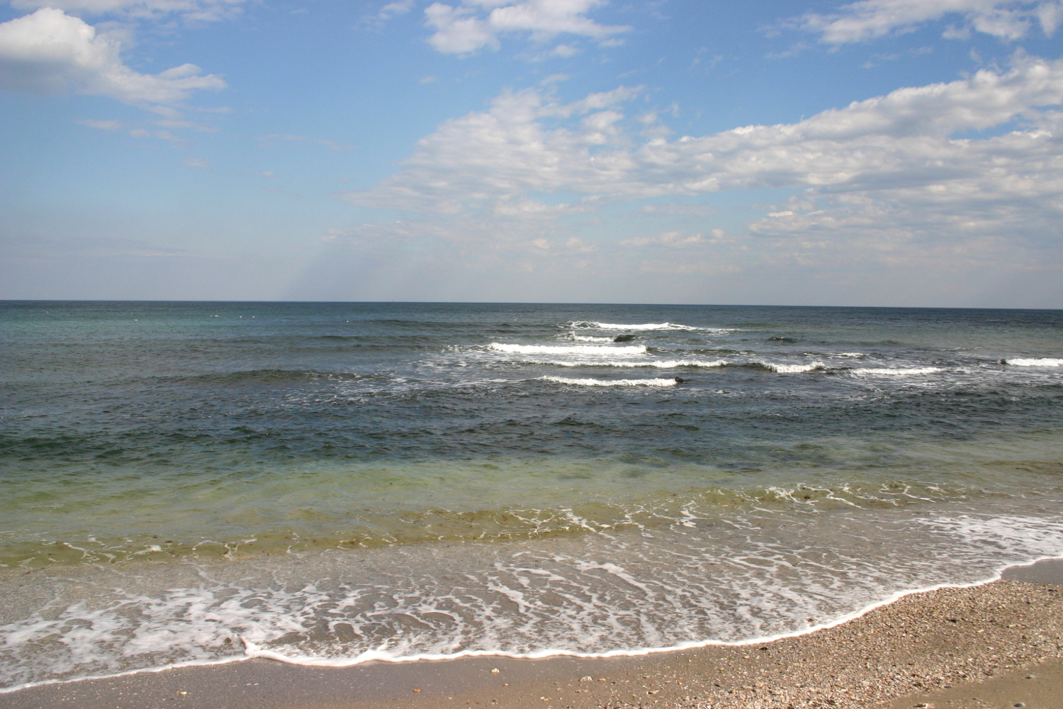 The Black Sea in March in Several Gorgeous Photos