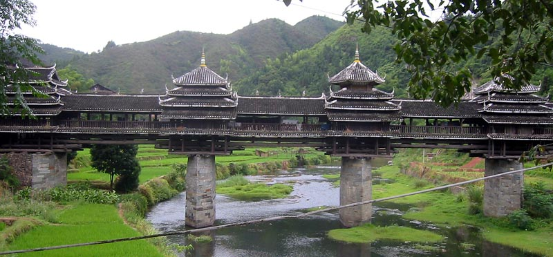 Chengyang Wind-Rain Bridge