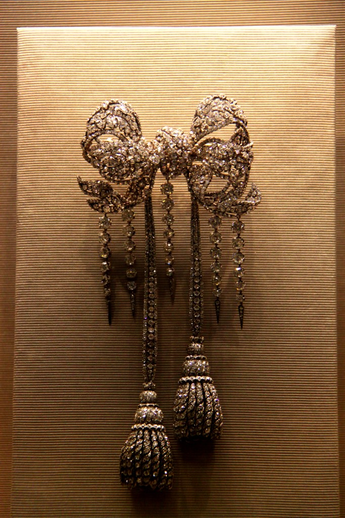 Princesses' Jewelries - Louvre Museum