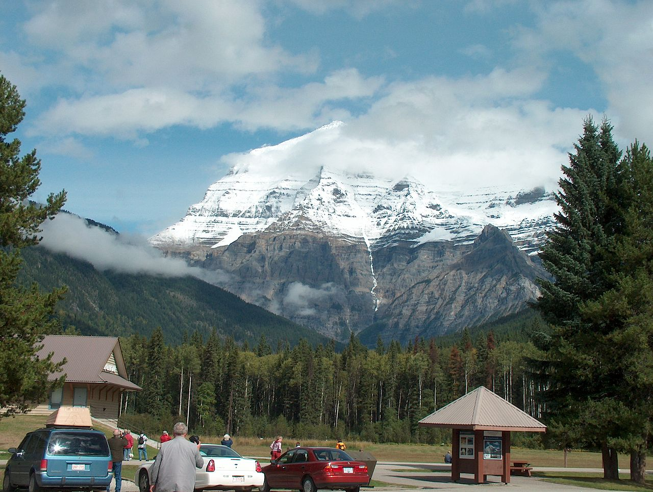Mount Robson Provicial Park, Canada