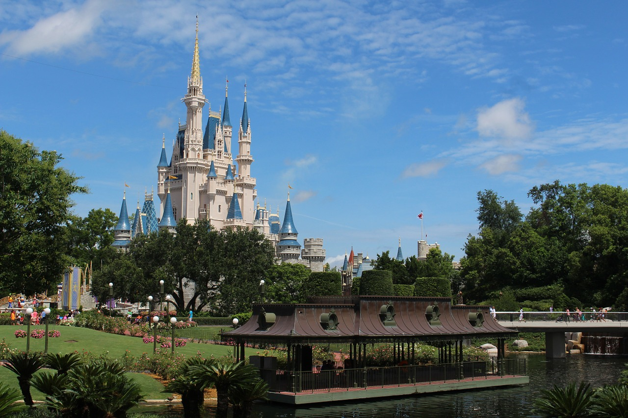 Top attractions for kids in Orlando