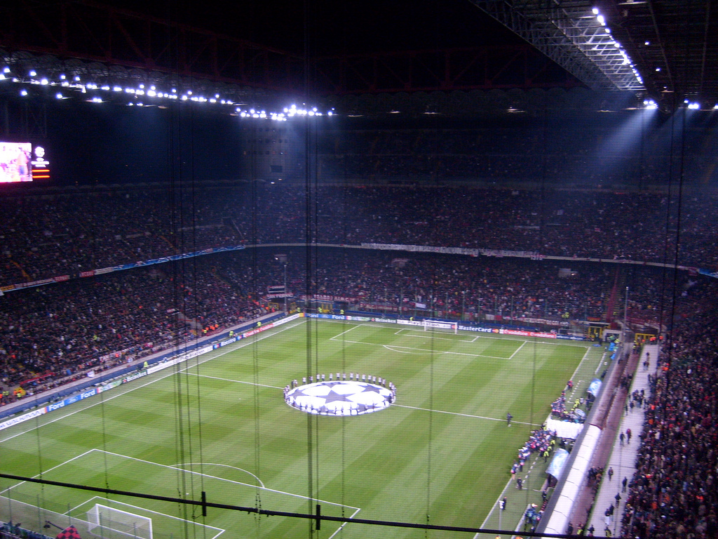 The San Siro: One of the world's finest football grounds