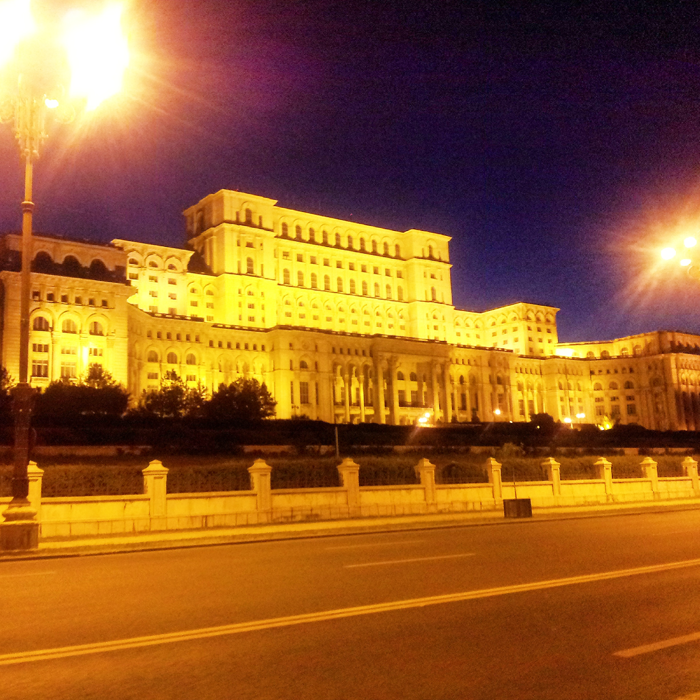 Palace of the Parliament (People's House)