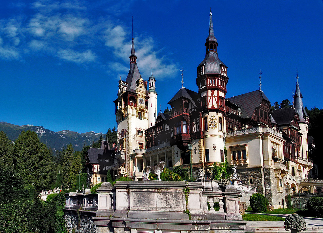 The most beautiful castles in romania earth 39 s attractions - Most beautiful manors romania ...