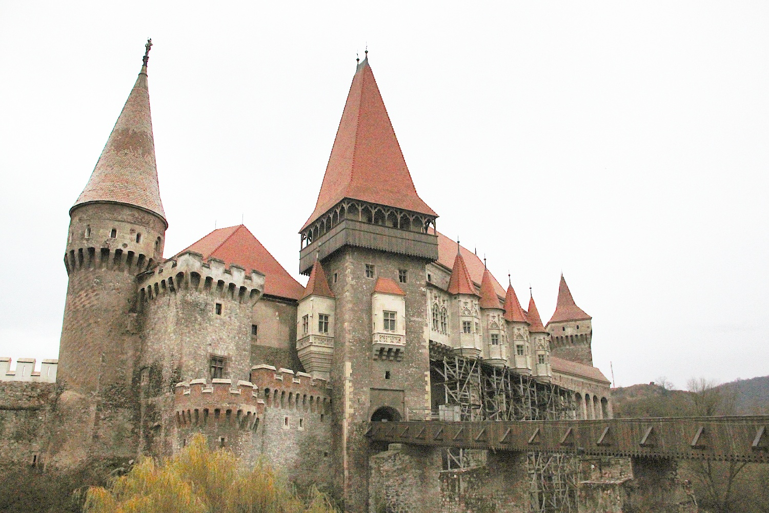 The most beautiful castles in Romania