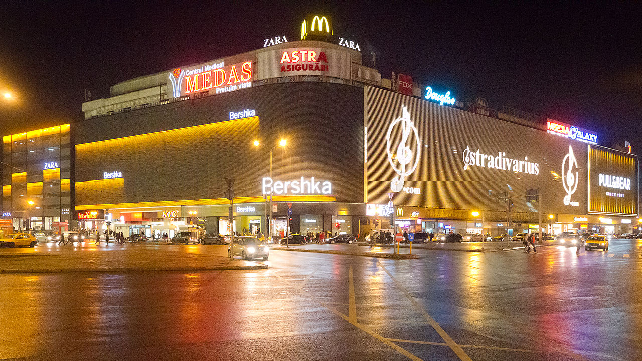 Shopping in Bucharest: best malls and shopping centers