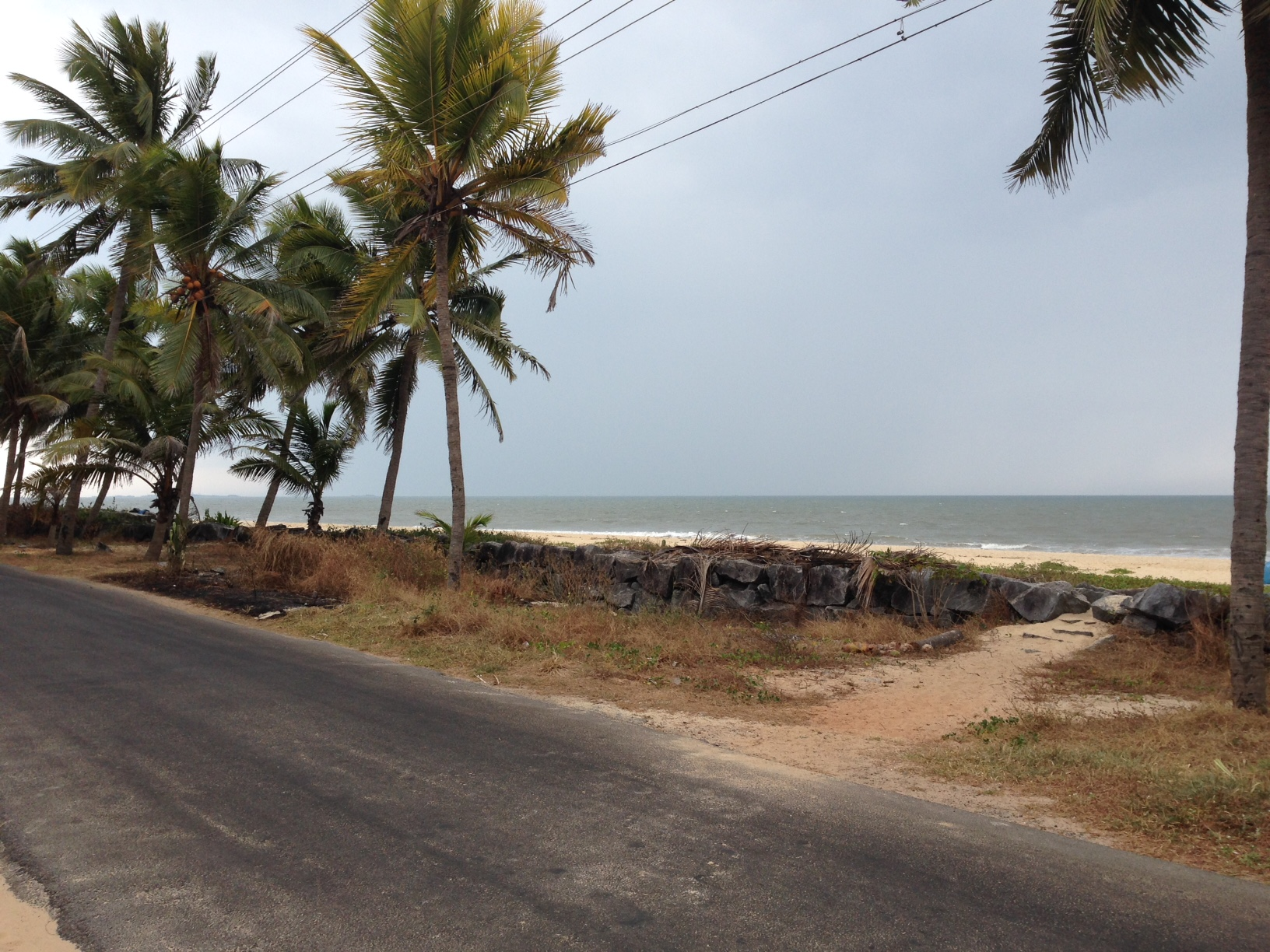 My first surfing experience – Hitting the Indian waves