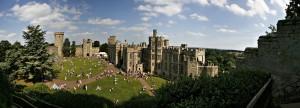Waarwick castle