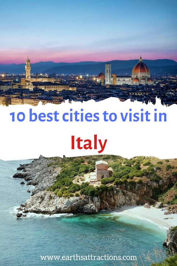 Discover the top 10 cities to visit in Italy. These are the best cities in Italy! #italy #travel #italyplacestovisit #italycities #europe
