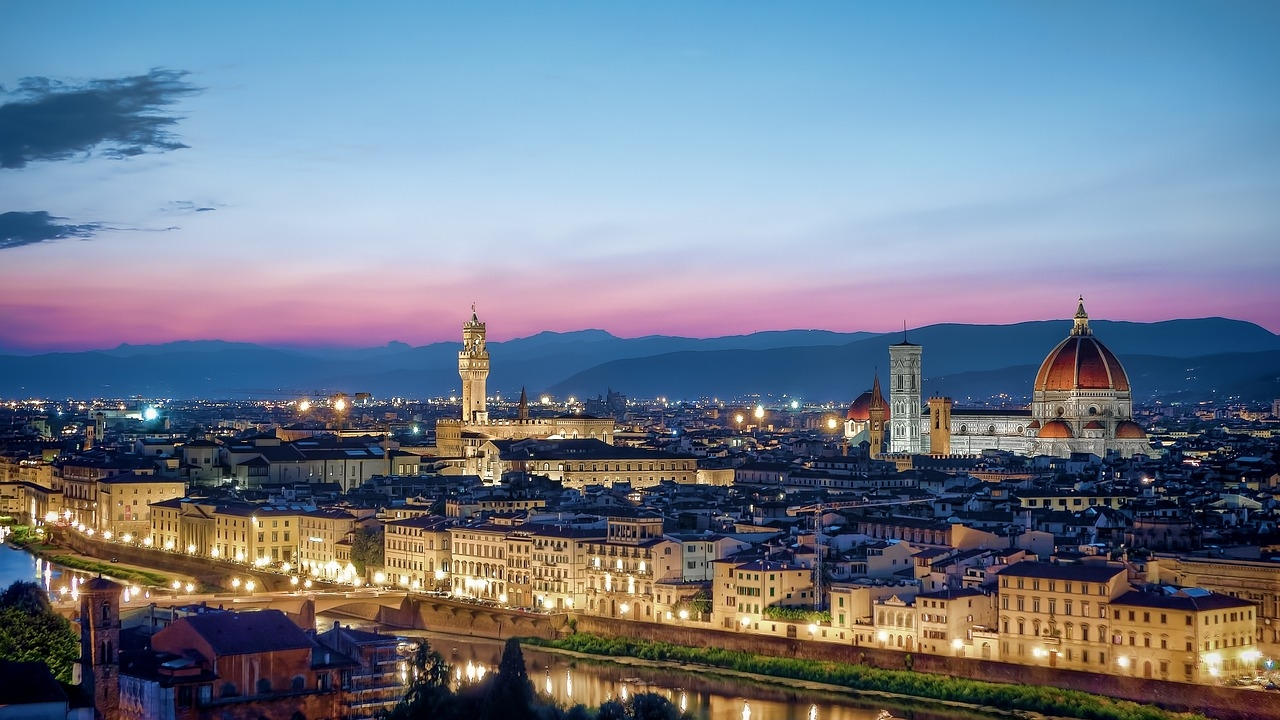 Italian Florence: Top 10 Famous Cities To See In Italy
