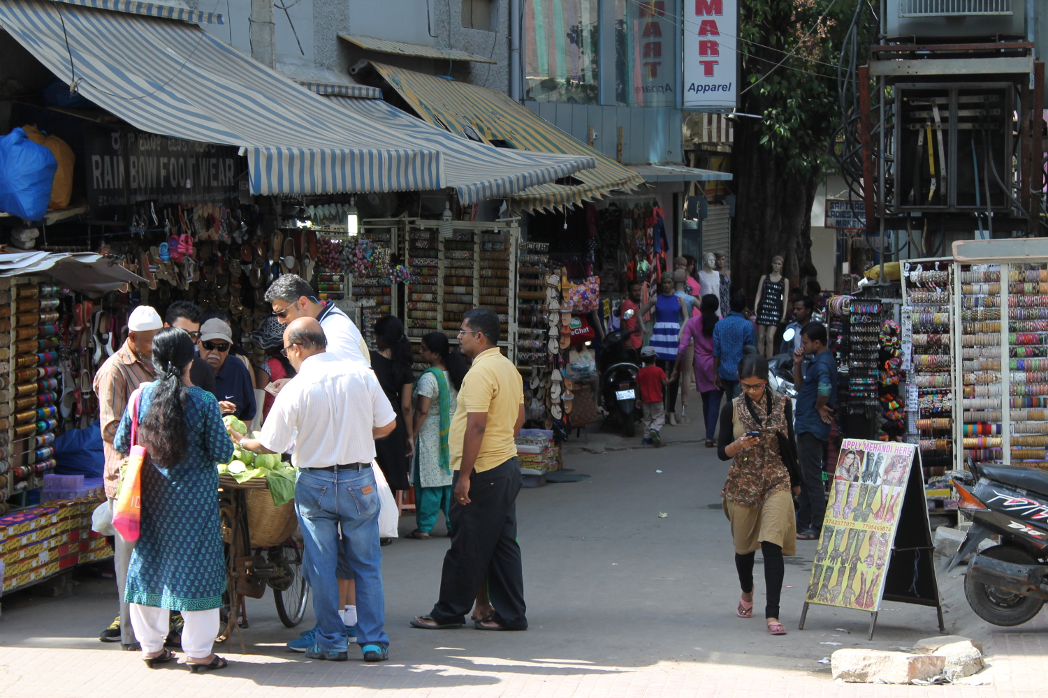 Bangalore - Commercial Street