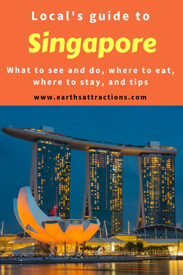 Planning a Singapore trip? Here's the best local's guide to Singapore with the best attractions in Singapore, tips, Singapore hotels, and Singapore food. #singapore #travelguide #singaporetravel #asia #asiaguide #singaporeattractions