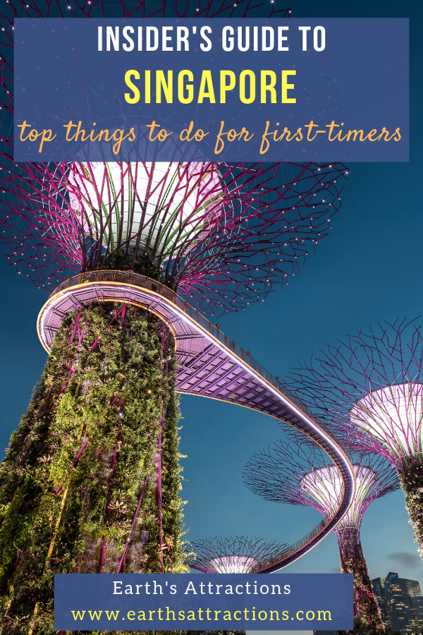 Insider's guide to Singapore. It includes the top things to do in Singapore for first-timers, restaurants in Singapore, Singapore tips, and Singapore accommodation - shared by a local. #singapore #travelguide #singaporetravel #asia #asiaguide #singaporeattractions