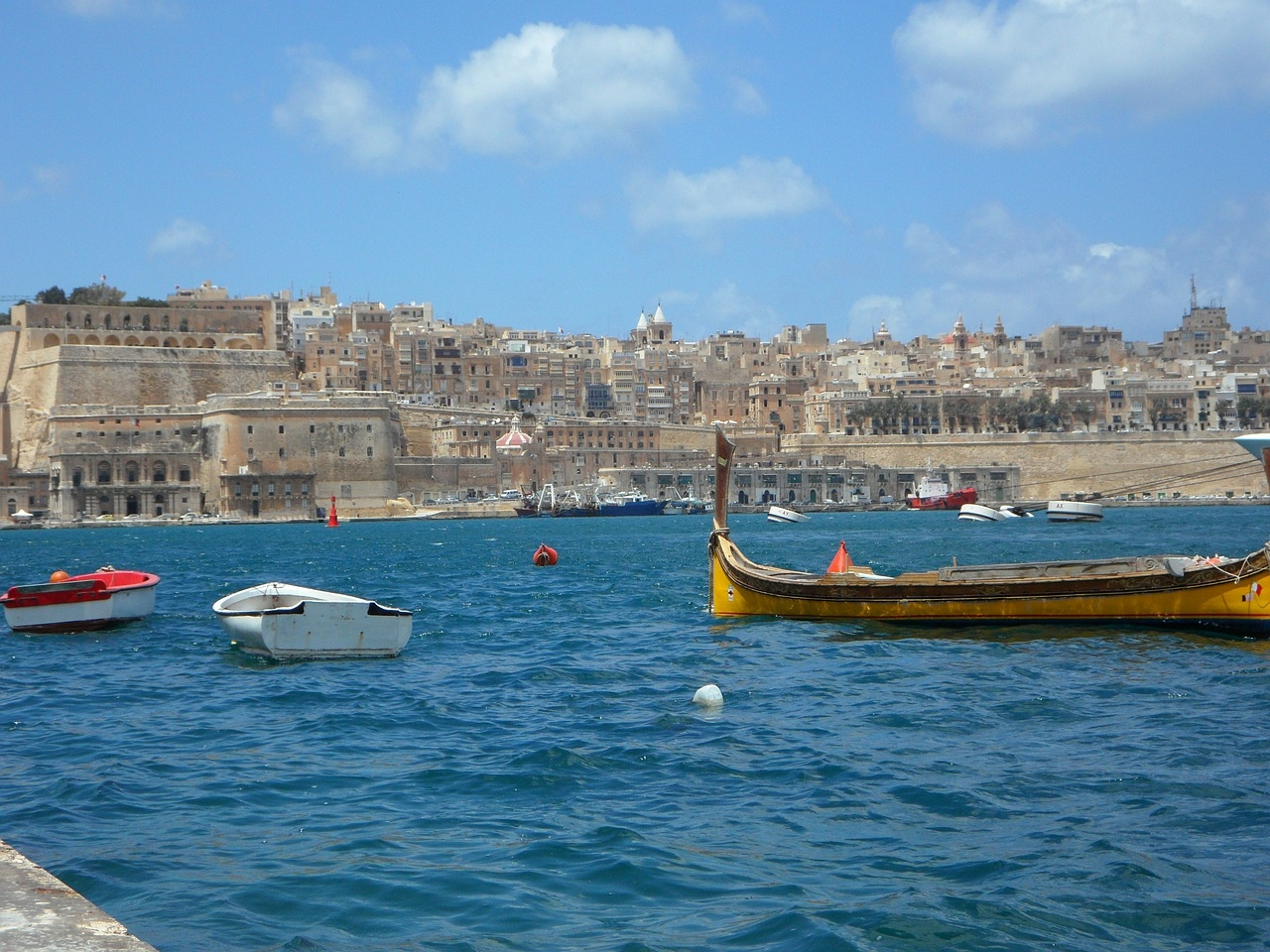 #Valletta - 5 Must visit places in #Malta #travel #Europe