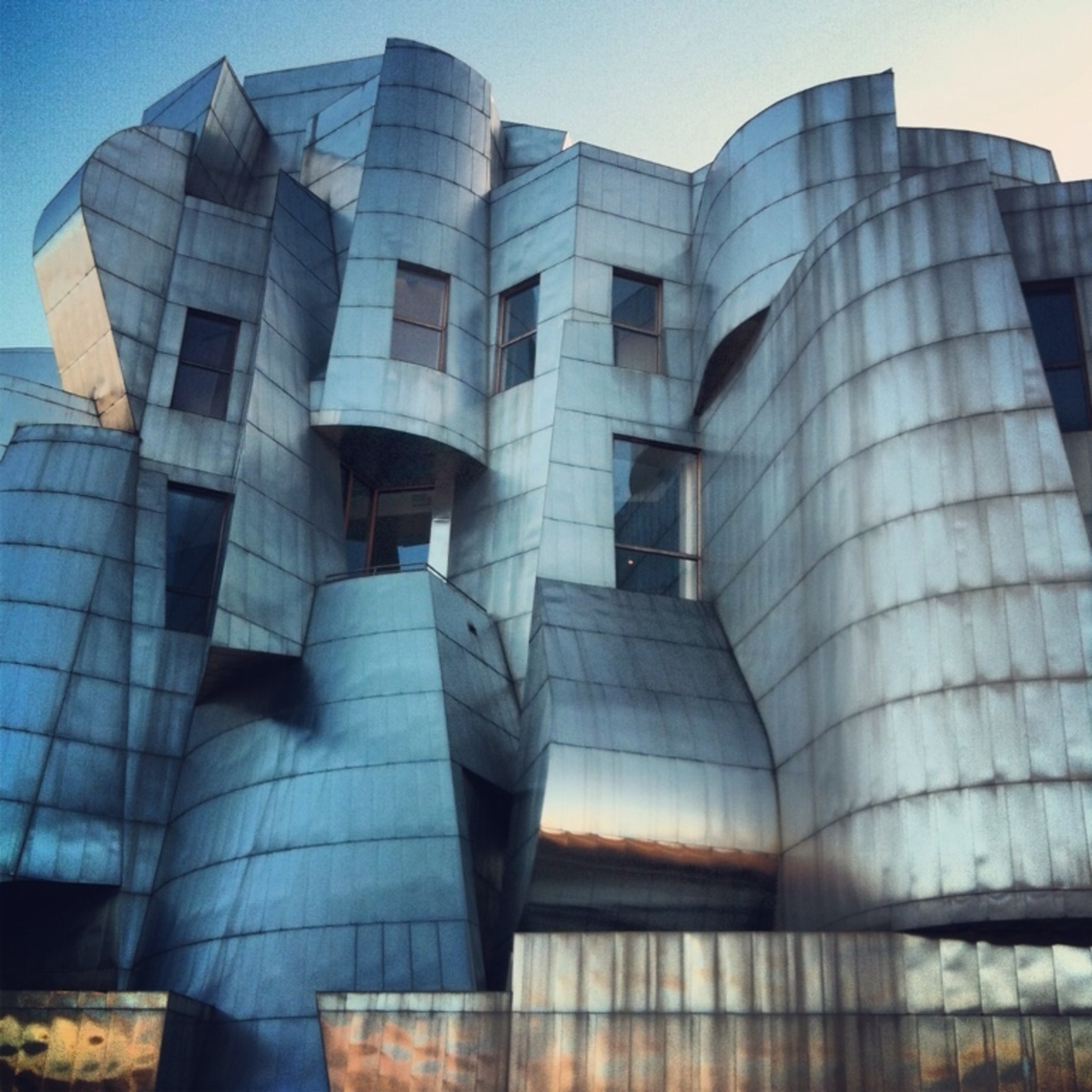 The Frederick R Weisman Art Museum
