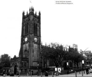 #Manchester Cathedral, #travel #Europe #UK #England