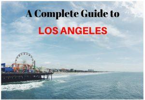 Santa Monica Pier - A complete Guide to Los Angeles #travel #SUA #LA #guide #LosAngeles