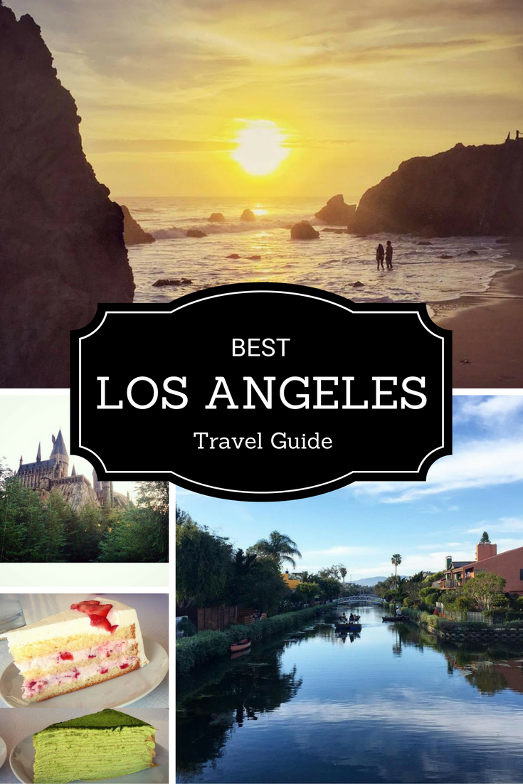 A Guide To Los Angeles Earth S Attractions Travel