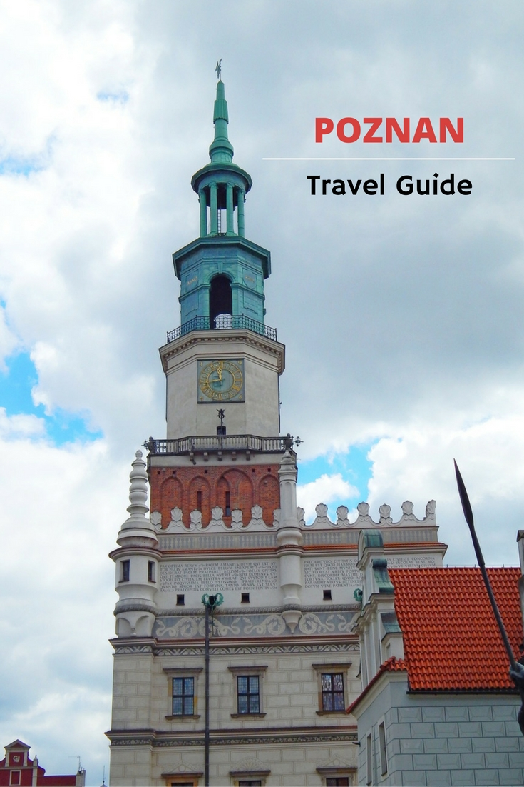 Poznan, Poland, travel guide