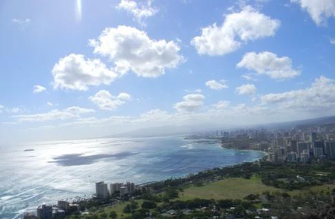 Diamond Head lookout - a mini-guide to Oahu, hawaii