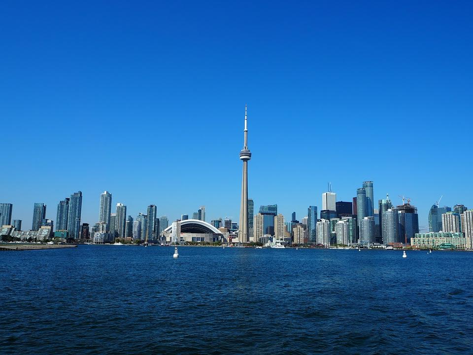 A beautiful view of the #Toronto #Skyline