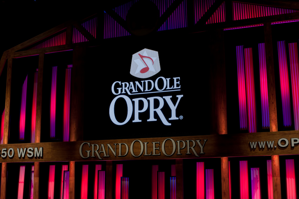 Grand Ole Opry House - Nashville, Tennessee - flickr