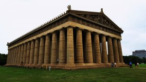 Nashville Parthenon - flickr