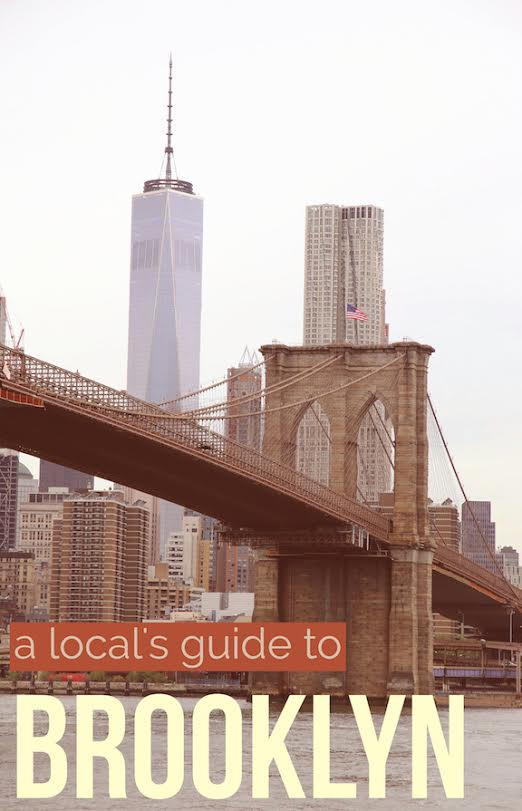 Planning to visit Brooklyn, NY? - Read this local's guide to Brooklyn and discover the best places to visit in Brooklyn, where to eat in Brooklyn, and Brooklyn tips from an insider. #Brooklyn #brooklyn guide #brooklyntips #brooklynny #brooklyntravel