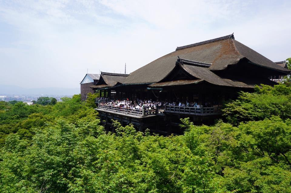 Kiyomizu-dera temple - - a complete guide to #Kyoto, #Japan - famous and off the beaten path attractions, where to eat, tips