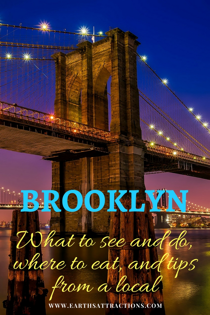 A complete travel guide to Brooklyn, New York (USA) by a local - What to do in Brooklyn (famous and off the beaten path attractions in Brooklyn), where to eat in Brooklyn, and Brooklyn tips included! #Brooklyn #brooklyn guide #brooklyntips #brooklynny #brooklyntravel