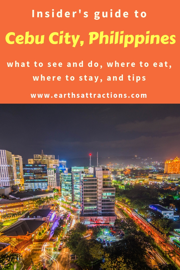 Planning to visit Cebu Philippines? Use this local's guide to Cebu City and discover the best places to visit in Cebu City, Philippines, including the Tops, food in Cebu City, hotels in Cebu City, and Cebu city tips. All the Cebu City tourist attractions are included.