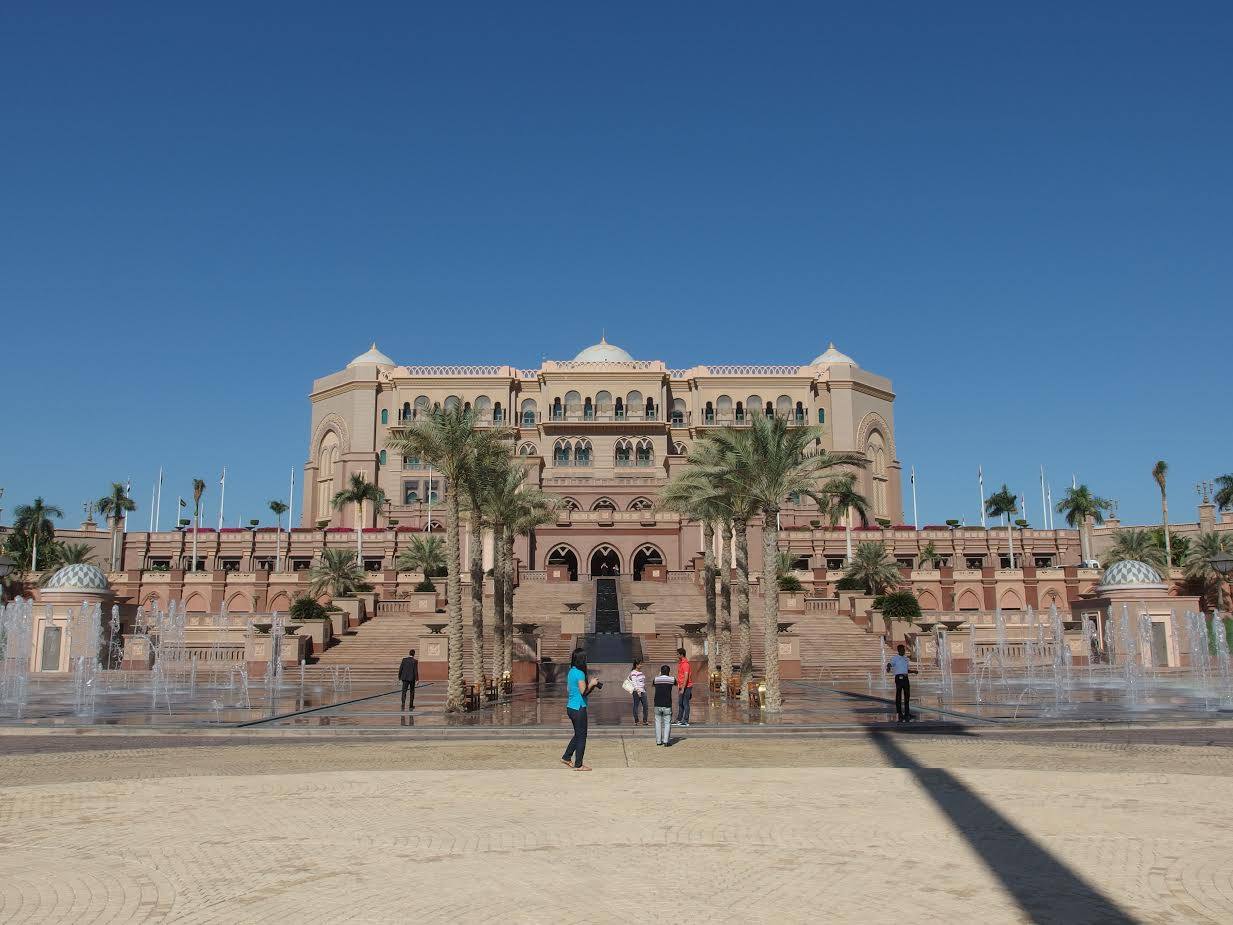 Emirates Palace - a comprehensive guide to Abu Dhabi