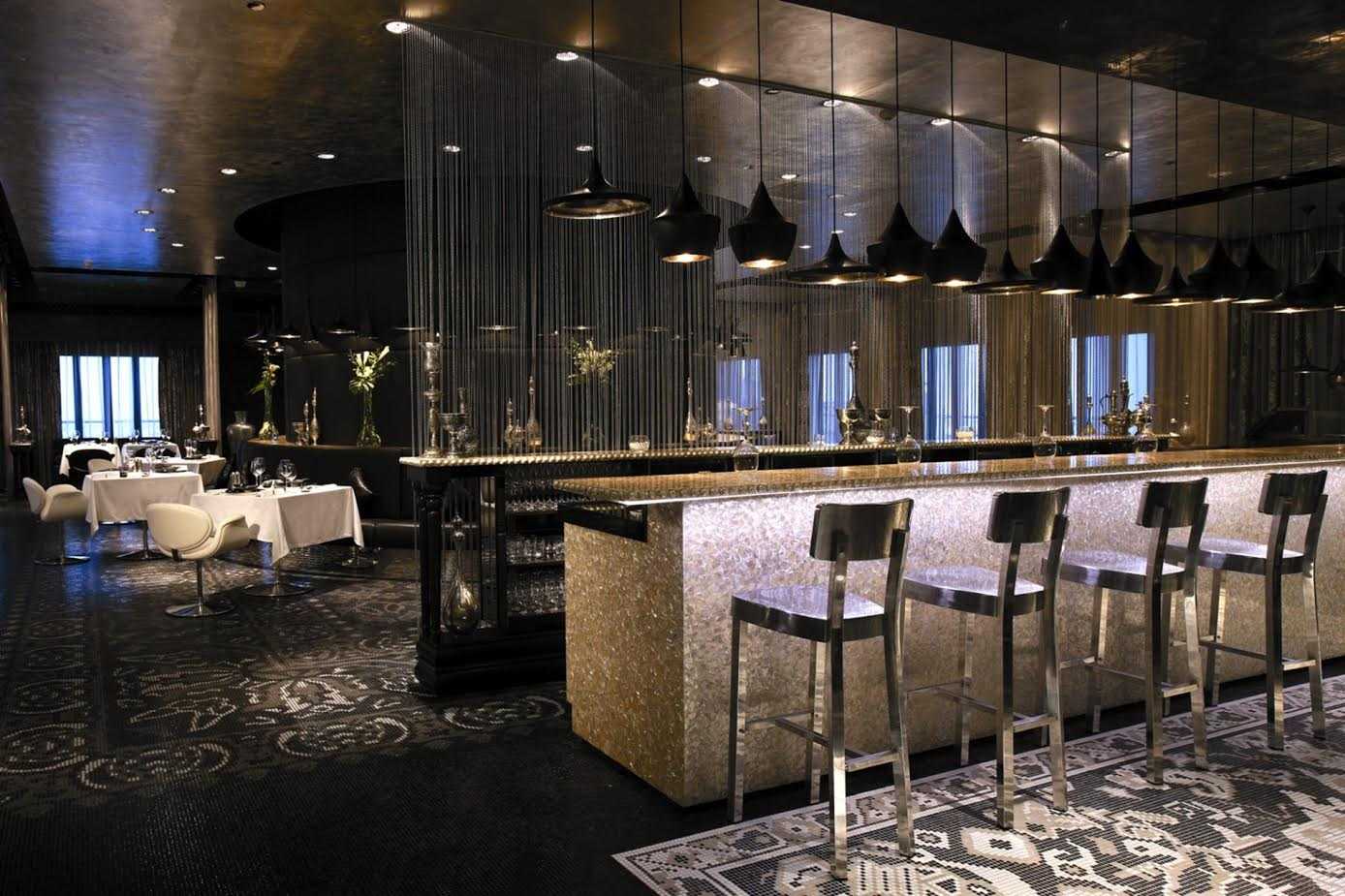 Pearls by Michael Caines - a comprehensive guide to Abu Dhabi