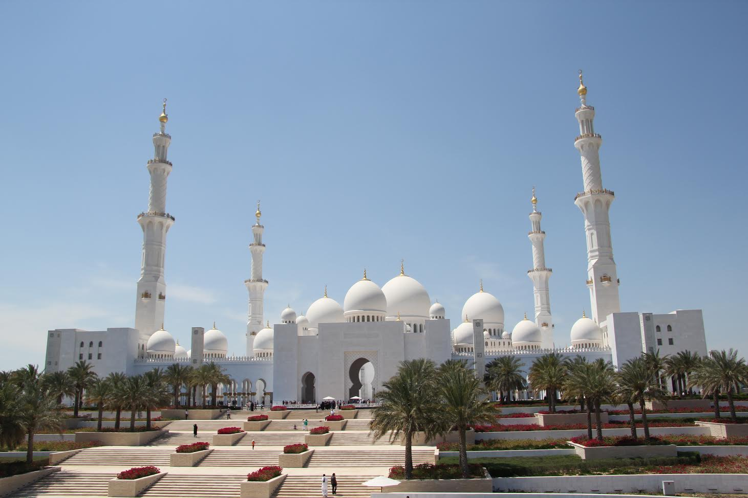 A Comprehensive Guide To Abu Dhabi