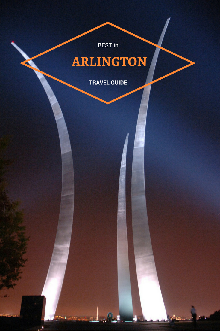 Top Places to See and Things to Do in Arlington, Texas