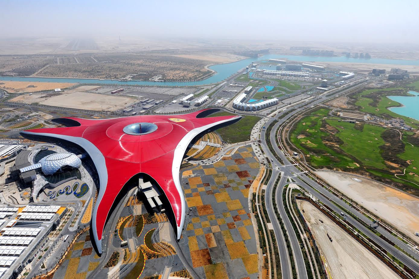 Yas Island - a comprehensive guide to Abu Dhabi