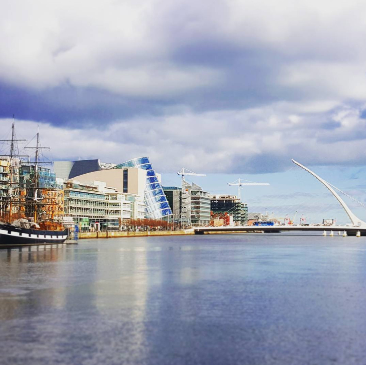 Dublin docks - A local's guide to Dublin, Ireland