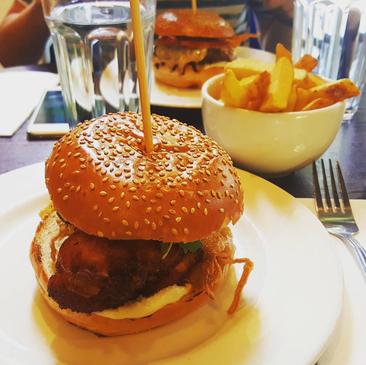 Burger Kitchen: A Local's Guide To Dublin, Ireland