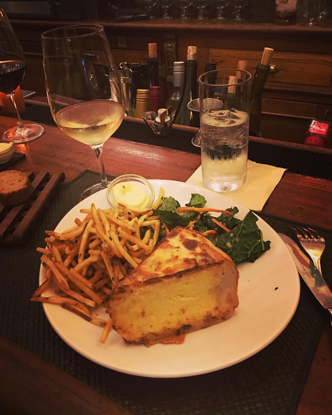 Quiche at the girl & the fig - A local's #guide to #Sonoma, #California