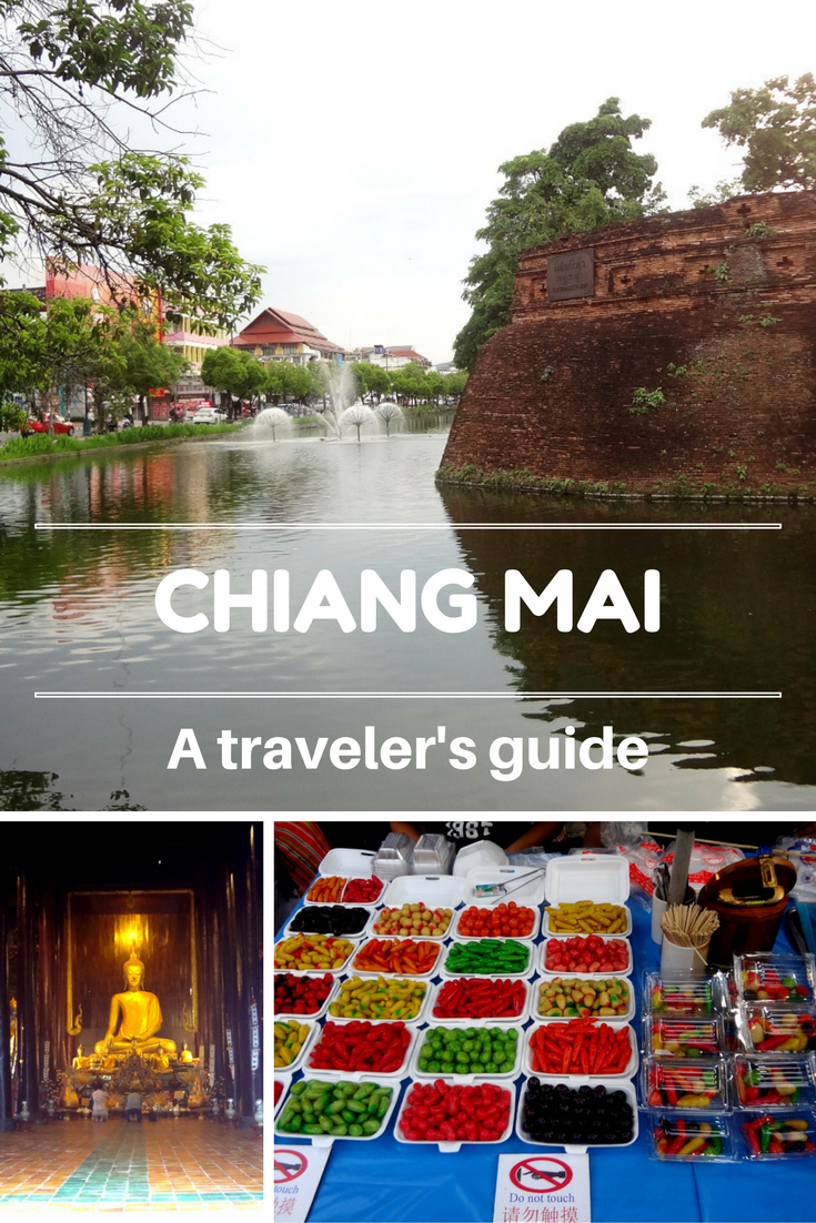 A Traveler's Guide to Chiang Mai #travel #Thailand