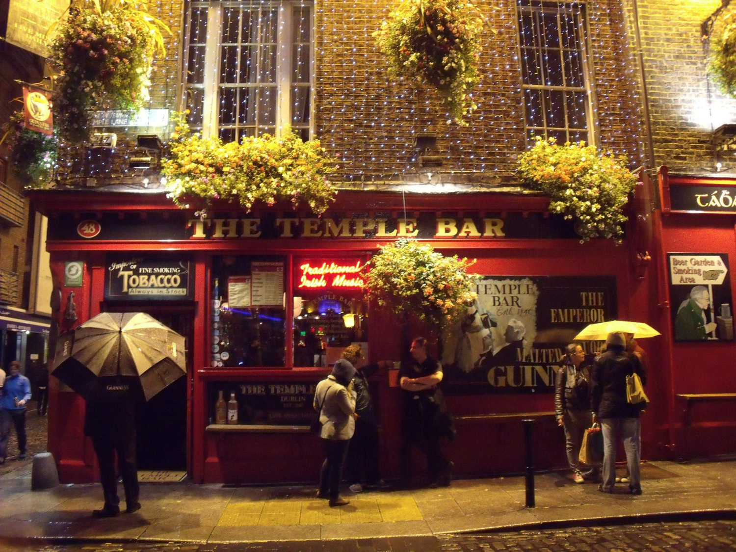 Temple Bar - A local's guide to Dublin, Ireland