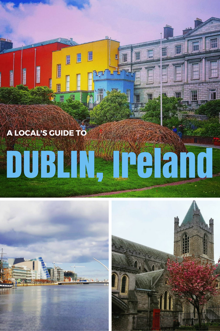A local's guide to Dublin, Ireland #travel, #Europe #travelguide