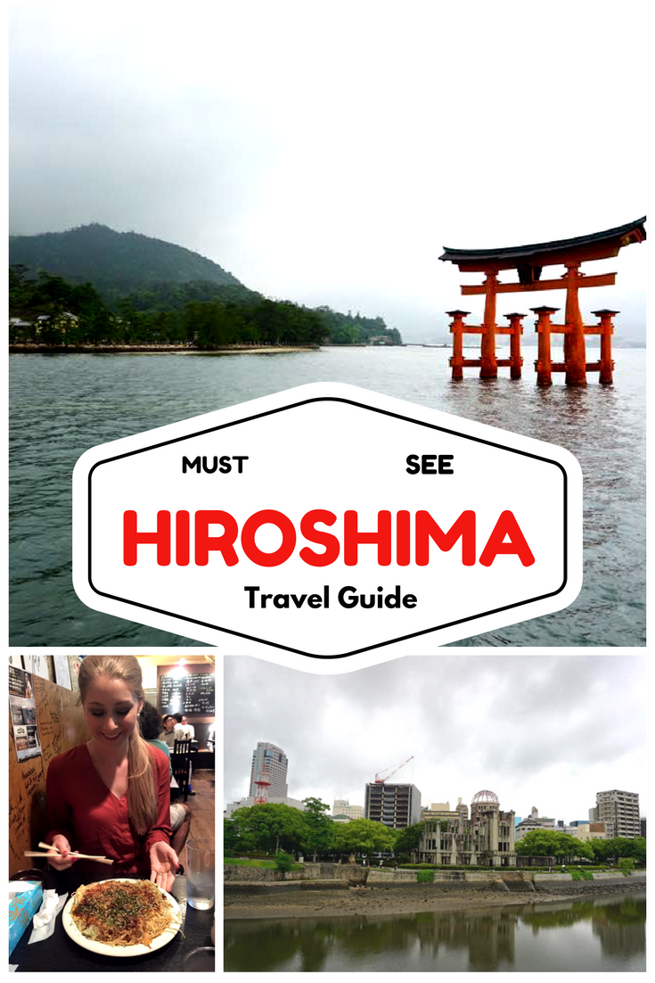 A complete guide to Hiroshima/Miyajima - Earth's Attractions
