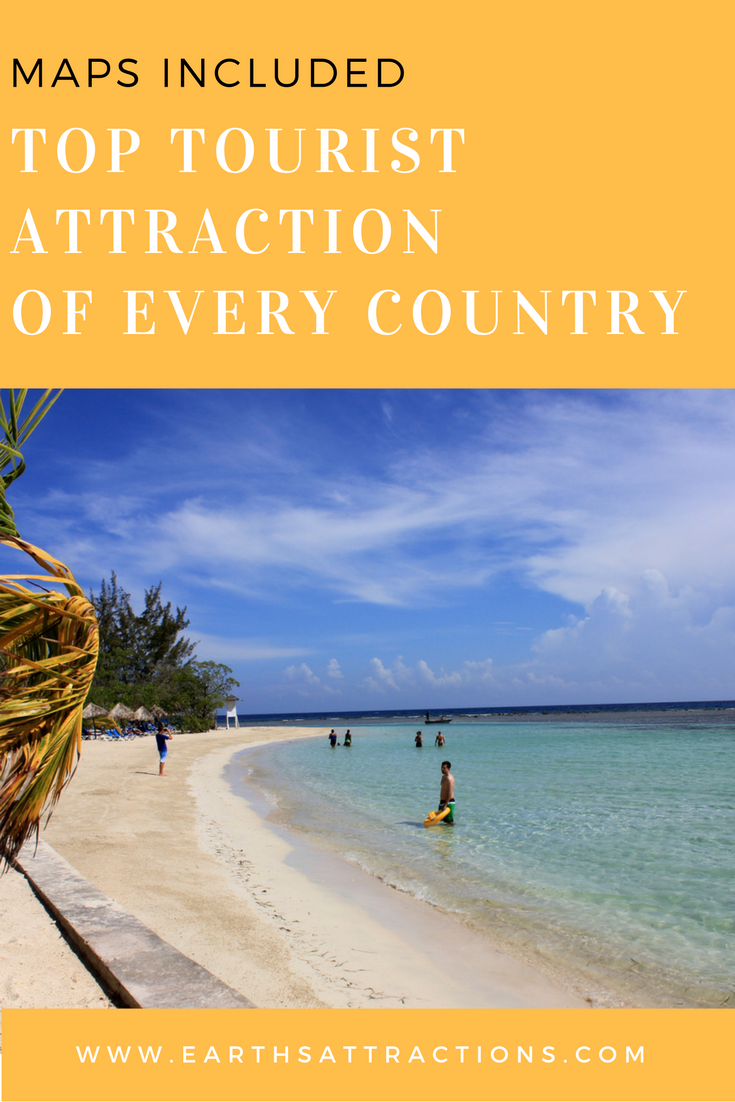 Top tourist attraction of every country