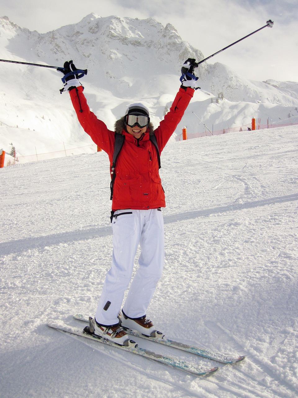 skiing - pixabay