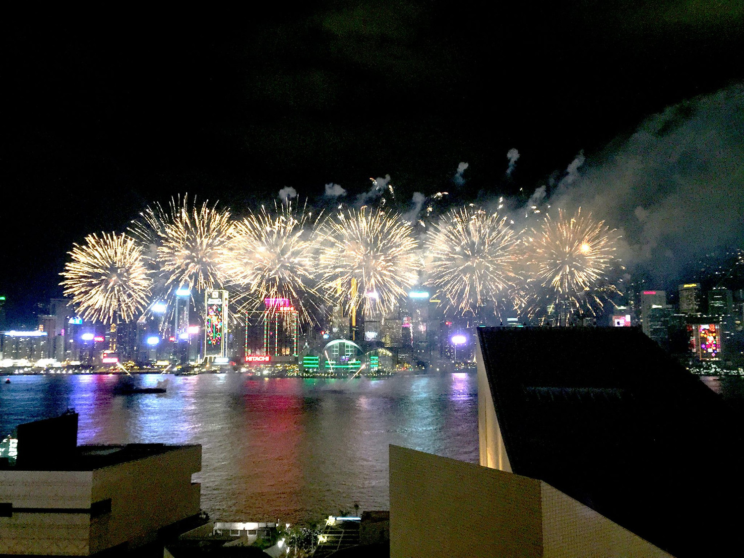 Fireworks - Chinese New Year