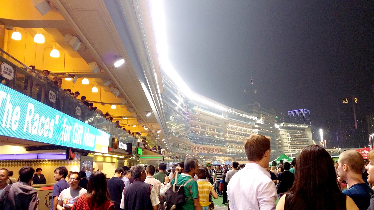 Happy Valley - Wednesday - Hong Kong