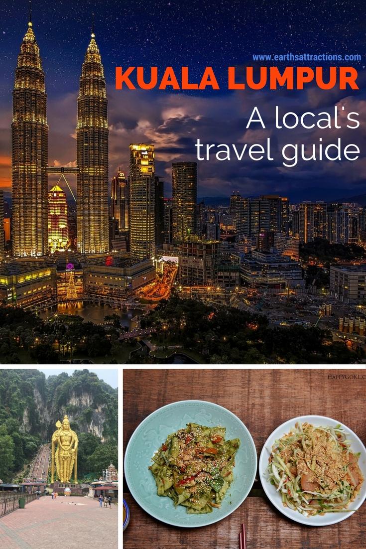 guides travel kuala lumpur malaysia
