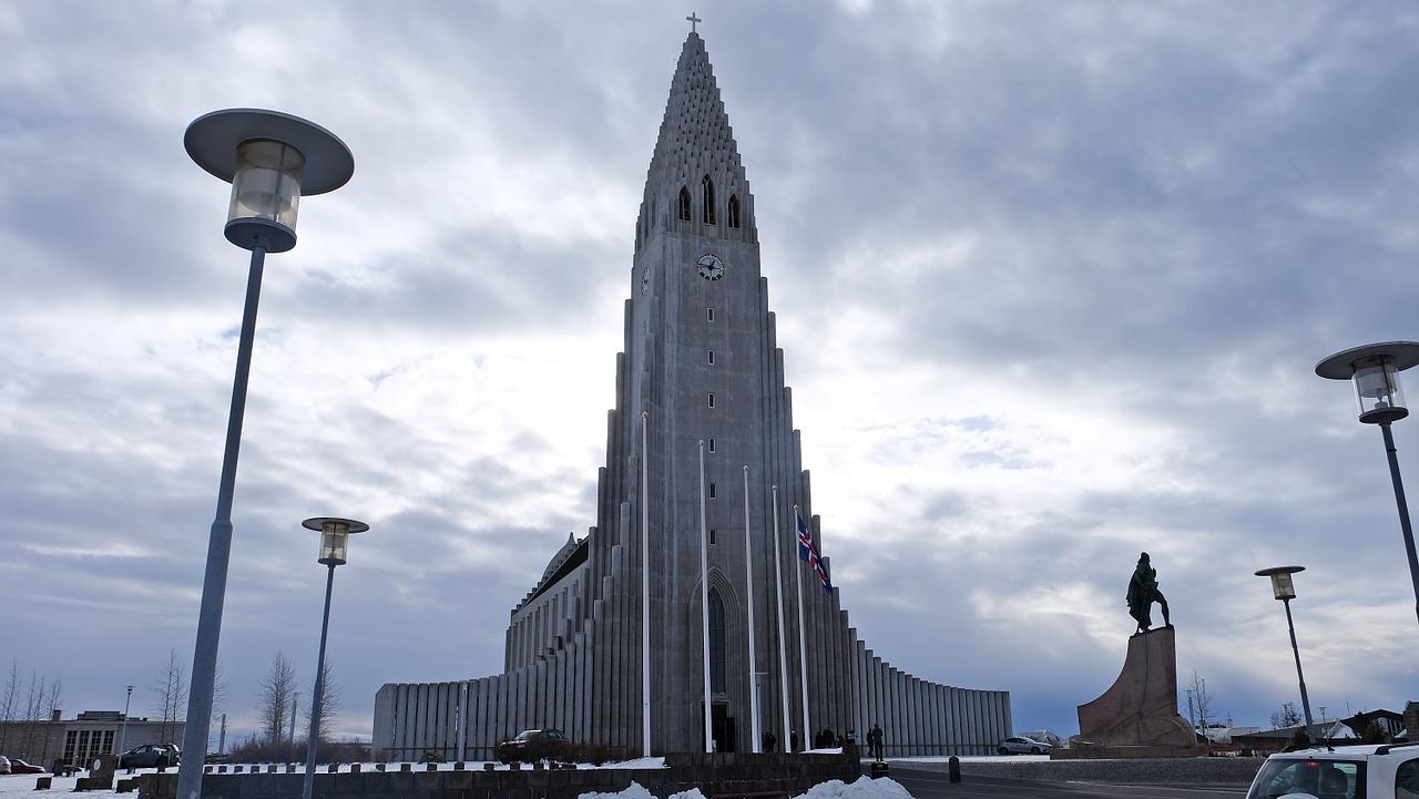 Church Reykjavik - pixabay