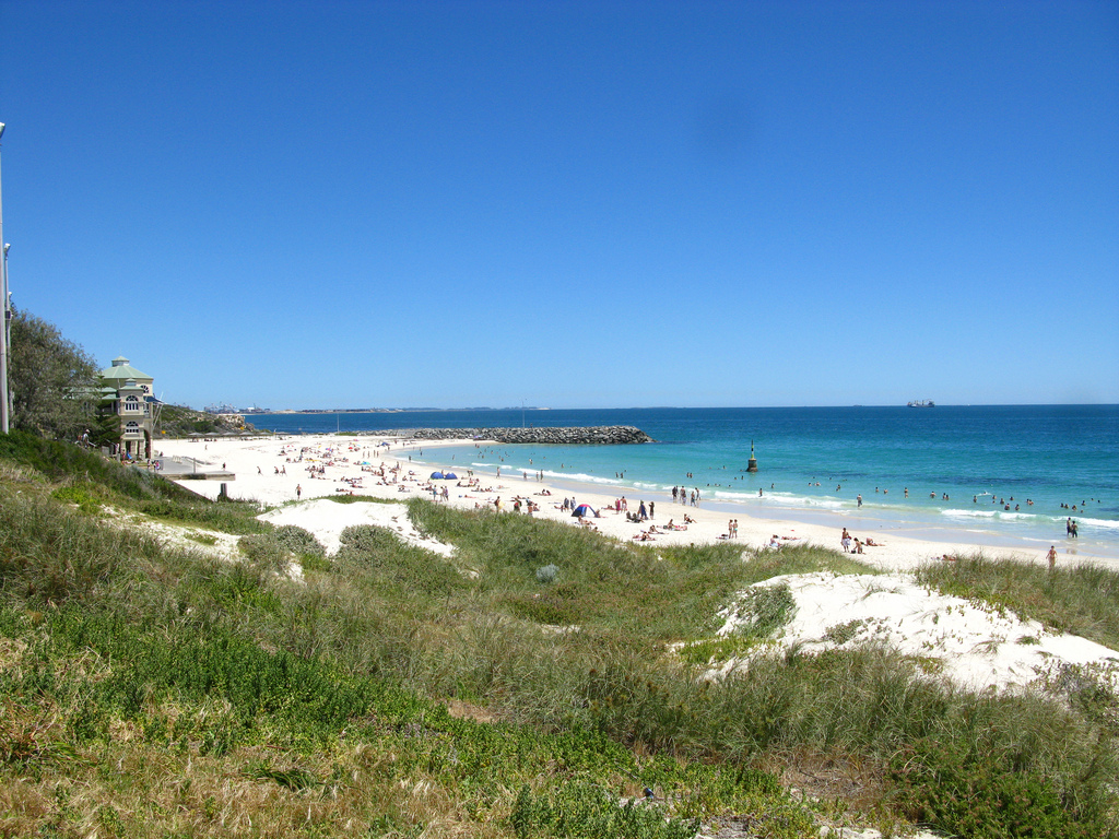 Cottesloe Beach - flickr